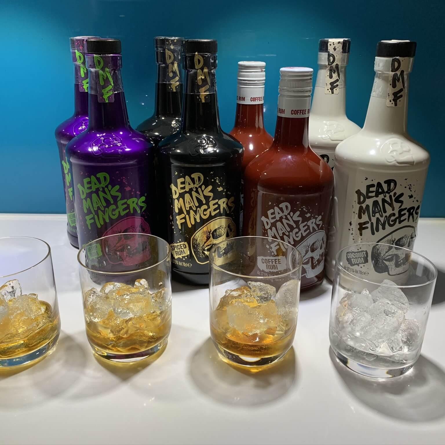 Dead Man's Fingers Rum
